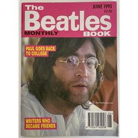 Beatles Book Monthly Magazines 1995 Issues - original 3rd era - sold individually - JUNE 1995/Excellent - Music Memorabilia