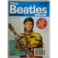 Beatles Book Monthly Magazines 1995 Issues - original 3rd era - sold individually - MAR 1995/VG+ - Music Memorabilia