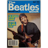 Beatles Book Monthly Magazines 1995 Issues - original 3rd era - sold individually - MAY 1995/Excellent - Music Memorabilia