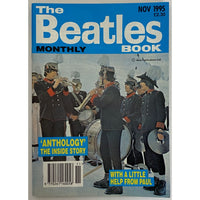 Beatles Book Monthly Magazines 1995 Issues - original 3rd era - sold individually - NOV 1995/Excellent - Music Memorabilia