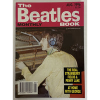 Beatles Book Monthly Magazines 1996 Issues - original 3rd era - sold individually - AUG 1996/Excellent - Music Memorabilia