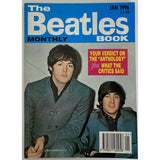 Beatles Book Monthly Magazines 1996 Issues - original 3rd era - sold individually - JAN 1996/Excellent - Music Memorabilia