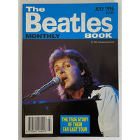 Beatles Book Monthly Magazines 1996 Issues - original 3rd era - sold individually - JULY 1996/Excellent - Music Memorabilia