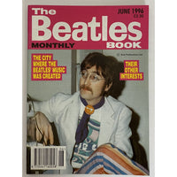 Beatles Book Monthly Magazines 1996 Issues - original 3rd era - sold individually - JUNE 1996/Excellent - Music Memorabilia