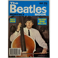 Beatles Book Monthly Magazines 1996 Issues - original 3rd era - sold individually - MAR 1996/Excellent - Music Memorabilia
