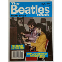 Beatles Book Monthly Magazines 1996 Issues - original 3rd era - sold individually - NOV 1996/Excellent - Music Memorabilia