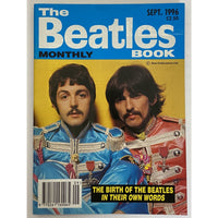Beatles Book Monthly Magazines 1996 Issues - original 3rd era - sold individually - SEPT 1996/VG+ - Music Memorabilia