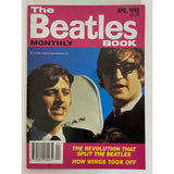 Beatles Book Monthly Magazines 1998 Issues - original 3rd era - sold individually - APR 1998/Excellent - Music Memorabilia