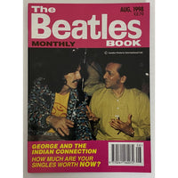 Beatles Book Monthly Magazines 1998 Issues - original 3rd era - sold individually - AUG 1998/Excellent - Music Memorabilia