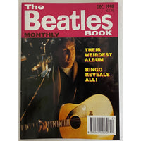 Beatles Book Monthly Magazines 1998 Issues - original 3rd era - sold individually - DEC 1998/Excellent - Music Memorabilia