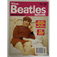 Beatles Book Monthly Magazines 1998 Issues - original 3rd era - sold individually - FEB 1998/Excellent - Music Memorabilia