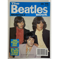 Beatles Book Monthly Magazines 1998 Issues - original 3rd era - sold individually - JAN 1998/Excellent - Music Memorabilia