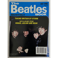 Beatles Book Monthly Magazines 1998 Issues - original 3rd era - sold individually - JULY 1998/Excellent - Music Memorabilia