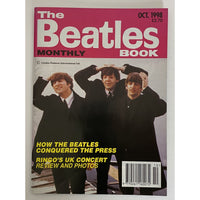 Beatles Book Monthly Magazines 1998 Issues - original 3rd era - sold individually - OCT 1998/Excellent - Music Memorabilia