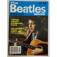 Beatles Book Monthly Magazines 1998 Issues - original 3rd era - sold individually - SEPT 1998/Excellent - Music Memorabilia