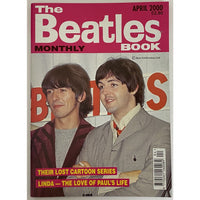 Beatles Book Monthly Magazines 2000 Issues - original 3rd era - sold individually - APR 2000/Excellent - Music Memorabilia