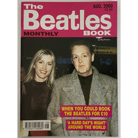 Beatles Book Monthly Magazines 2000 Issues - original 3rd era - sold individually - AUG 2000/Excellent - Music Memorabilia