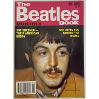 Beatles Book Monthly Magazines 2000 Issues - original 3rd era - sold individually - FEB 2000/Excellent - Music Memorabilia