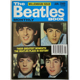 Beatles Book Monthly Magazines 2000 Issues - original 3rd era - sold individually - JAN 2000/Excellent - Music Memorabilia