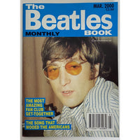 Beatles Book Monthly Magazines 2000 Issues - original 3rd era - sold individually - MAR 2000/Excellent - Music Memorabilia