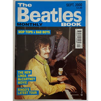 Beatles Book Monthly Magazines 2000 Issues - original 3rd era - sold individually - SEPT 2000/Excellent - Music Memorabilia