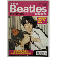 Beatles Book Monthly Magazines 2002-03 Issues - original 3rd era - sold individually - APR 2002/Excellent - Music Memorabilia
