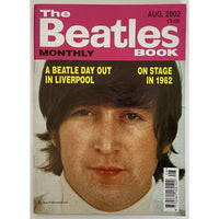 Beatles Book Monthly Magazines 2002-03 Issues - original 3rd era - sold individually - AUG 2002/Excellent - Music Memorabilia