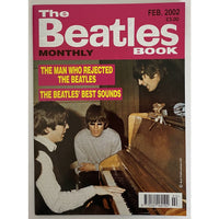 Beatles Book Monthly Magazines 2002-03 Issues - original 3rd era - sold individually - FEB 2002/Excellent - Music Memorabilia
