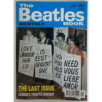 Beatles Book Monthly Magazines 2002-03 Issues - original 3rd era - sold individually - JAN 2003/Excellent - Music Memorabilia