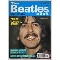 Beatles Book Monthly Magazines 2002-03 Issues - original 3rd era - sold individually - NOV 2002/Excellent - Music Memorabilia