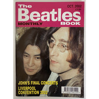 Beatles Book Monthly Magazines 2002-03 Issues - original 3rd era - sold individually - OCT 2002/Excellent - Music Memorabilia