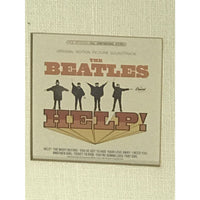Beatles Help! White Matte RIAA Gold LP Award - RARE