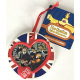 Beatles Official Love Me Do Ornament - New with tag - Music Memorabilia