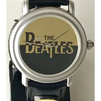 Beatles Officially Licensed Logo Watch - New - Music Memorabilia