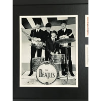 Beatles Replica Tickets Collage