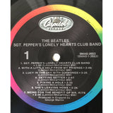 Beatles Sgt. Pepper LP-RARE Gold Stamp Promo Copy