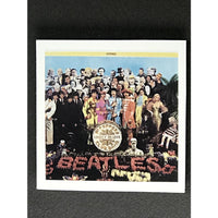 Beatles Sgt. Pepper's Lonely Hearts Club Band RIAA Gold LP Award - RARE - Record Award