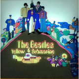 Beatles Yellow Submarine Light Box -- New in orig. box - Music Memorabilia