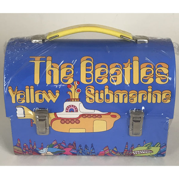 Beatles Yellow Submarine Mini Lunchbox - New sealed - Music Memorabilia