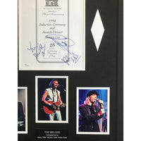 Bee Gees Songwriters Hall of Fame Program Signed By All 3 w/JSA COA