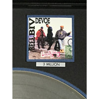 Bell Biv DeVoe Poison RIAA 4x Multi-Platinum Album Award