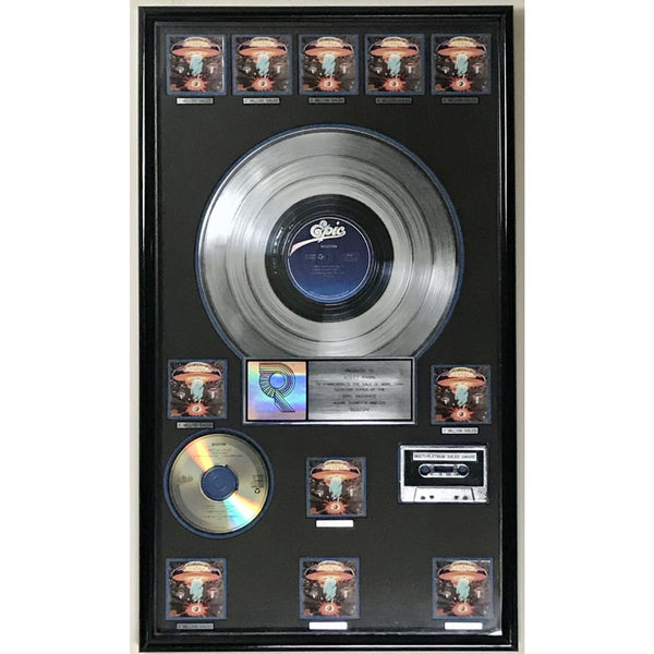 Boston debut RIAA 11x Multi-Platinum Award - Record Award