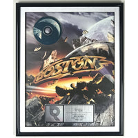 Boston Walk On RIAA Platinum Album Award