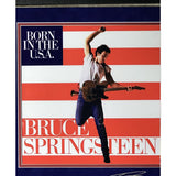 Bruce Springsteen Born In The USA Gold Record Collage