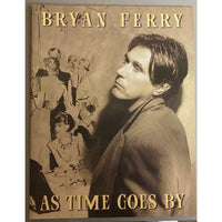Bryan Ferry 1999 As Time Goes By Tour Book - Music Memorabilia