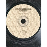 Carole King Tapestry RIAA 10x Platinum Award