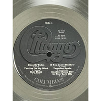 Chicago X 1979 Australian label award presented to Chicago - RARE - Record Award