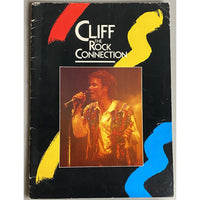 Cliff Richard 1986 The Rock Connection Tour Program - Music Memorabilia
