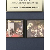 Creedence Clearwater Revival 14x Platinum Label Award