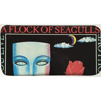 Custom Cell Phone Cases - Large Screen Models Only - A Flock Of Seagulls More You Love